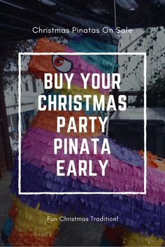 Don& Miss This Christmas Pinatas Sale! A Christmas pinata sale goes quickly every year. Be sure to buy your Christmas pinata early so you don& miss out. Christmas Music, Christmas Gifts, Christmas Ideas, Christmas Recipes, Unique Christmas Decorations, All Holidays, Thanksgiving Birthday, Christmas Traditions, Invitations