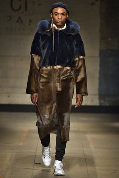 Astrid Andersen Fall 2017 Menswear Collection - Fashion Unfiltered