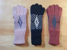 1930s / 1940s Winter Gloves from Germany by HatsToSpats on Etsy