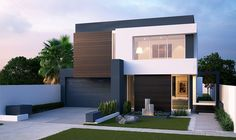 house design and architecture consultant. 2 Storey House Design, Duplex Design, Townhouse Designs, House Front Design, Modern House Design, Architecture Design, Modern Architecture House, Facade Design, Exterior Design