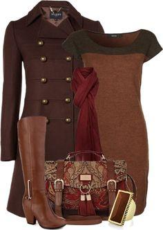vestidos para inverno novidades 2013 8