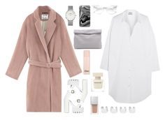 """""""powder"""" by ktsarskaya ❤ liked on Polyvore featuring mode, Acne Studios, CLUSE, Samsung, Jeffrey Campbell, Marie Turnor, Wildfox, Chloé, Narciso Rodriguez en Givenchy"""