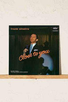 Frank Sinatra - Close To You LP