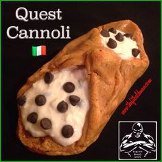 quest cannoli - THE FIT BALD MAN - HOME