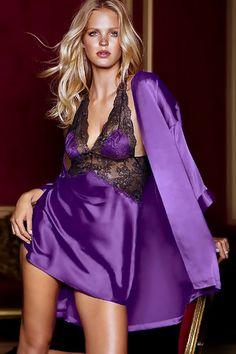 Lenjerie intima Seduce purple