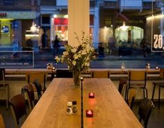 The Stadskantine serves a daily special for only EURO 8.85. All ingredients are fresh.