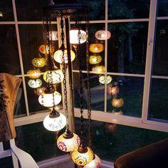 Turkish Lamp Floor Lamp Ceiling Lamps by DervishHandicrafts Moroccan Lighting, Moroccan Lamp, Moroccan Lanterns, Bedside Wall Lights, Hanging Ceiling Lights, Bedside Lamp, Ceiling Lamps, Chandelier Lighting, Nightstand