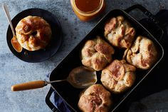 It's Not Fall Yet, But Apple Dumplings Make Us Giddy at the Thought of It! on Apple Cider Caramel for apple dumplings Apple Recipes, Fall Recipes, Wine Recipes, Sweet Recipes, Cooking Recipes, Fruit Recipes, Yummy Recipes, Holiday Recipes, Pie