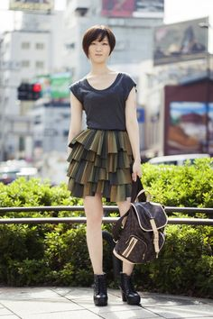 architectural skirt