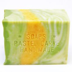 verdure - 手作り石鹸の通販ネットショップ artist made soap PASTEL CARRE