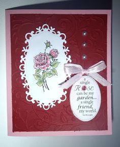 Kika's Designs : Greeting Card for Friend