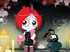 Ruby Gloom - Fun Stuff Wallpapers