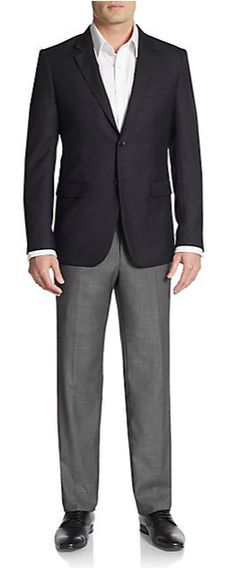 Theory | Regular-Fit Xylo NP Wool Sportcoat | SAKS OFF