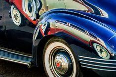 1941 Packard 110 Deluxe - by Jill Reger