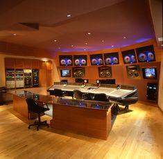 Image Search Results for dream music studio Audio Studio, Music Studio Room, Recording Studio Design, Sound Studio, Studio Setup, Studio Ideas, Home Music, Dream Music, Audio Room