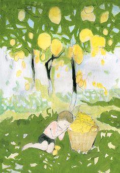 lemon by yuki kitazumi