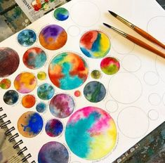 Super watercolor art journal pages fun 30 Ideas #art