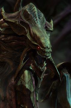 Hydralisk (StarCraft II) - StarCraft and StarCraft II Wiki