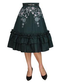 Layered Skirt Designer ANAYAWA N