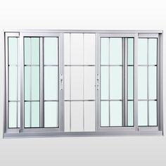 A janela de correr da Gravia é resistente proporcionado alta durabilidade e proporciona mais beleza e modernidade para o seu ambiente.