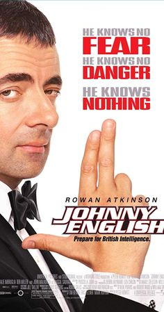 Johnny English Strikes Again 2 Movie Poster Canvas Picture Art Print A0-A4