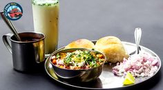 If you are fond of spicy sprouted curry which can be served with a #pav, then go for #MisalPav. A delicacy of #Maharashtra, which is served with slight variations in different states, is a treat for spicy #foodlovers. It is mixture of all mixed sprouts, onions and tomatoes and served with onions and lemon juice to be relished along with pav.