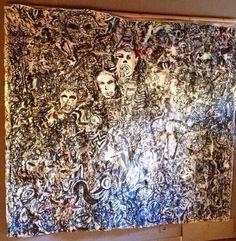 Furia II @torremayado #art #artist  #artwork #exhibition #arte  #artfair  @artbasel @arteinformado