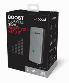 weBoost Drive 3G-Flex weboost 470113 Amplifier Kit - Cell Phone Signal Booster by weBoost / Wilson Electronics