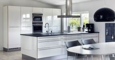 Clean Cut Kitchen - Love the Danish Designs