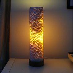 Lampes ceramiques l'écharlotte