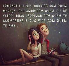 deveria....nem sempre da certo... A Guy Like You, True Love, My Love, Light Of Life, My King, Good Vibes, Love Quotes, Poems, Romance