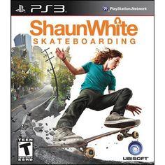 UbiSoft PS3 Shaun Skateboarding