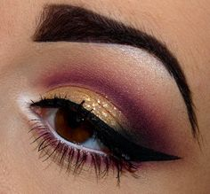 Pretty Gold Sparkles https://www.makeupbee.com/look.php?look_id=91866