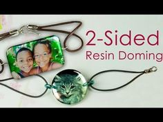 Make one special photo charms for you, 100% compatible with your Pandora bracelets.  Double-Sided Doming Basics