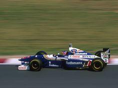 1997 - Jacques Villeneuve - Williams Renault