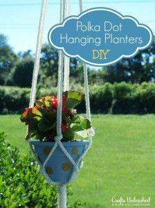 Polka-Dot-Hanging-Planter-749x1000