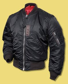Buzz Rickson's Black MA-1 Intermediate Flying Jacket Original Full Cut William Gibson Collection