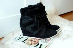 Sneaker wedge #ALDO40 #shoecloset