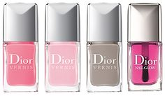 Dior Cherie Bow nail polish collection for Spring 2013