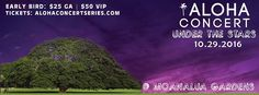 Aloha Concert - Under the Stars - http://fullofevents.com/hawaii/event/aloha-concert-under-the-stars/