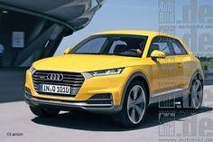Audi krempelt bis 2022 fast seine komplette Modellpalette um. AUTO BILD präsentiert vom A1 über R6 und Q8 bis zum C e-tron alle Audi-Neuheiten der kommenden Jahre.