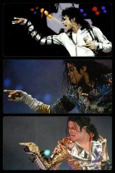 Bad, Dangerous & HIStory World Tour.