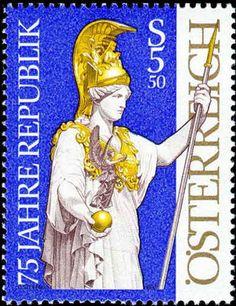 75 Jahre Republik Österreich