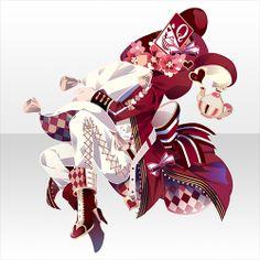 上半身/インナー ドーマウスのスリーピーウェアAレッド Big Dresses, Kimono Design, Body Adornment, Cocoppa Play, Star Girl, Drawing Clothes, Other Outfits, Character Outfits, Anime Outfits