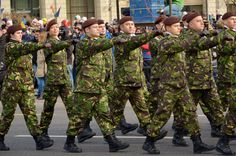 ZIUA NAŢIONALĂ A ROMÂNIEI • PARADA TRIUMFALĂ DIN PIAŢA CONSTITUŢIEI • Ziua Naţională este un prilej de bucurie pentru toţi cei care simt româneşte, dar şi de cinstire a memoriei tuturor românilor care şi-au dat viaţa pentru Ţară, pentru statul naţional, independent, unitar, român. Competition, Military, Exercise, People, Image, Pictures, Ejercicio, Excercise, Work Outs