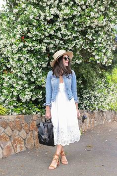 973d580938c7 Heading to wine country  This is what you need to wear - White summer dress