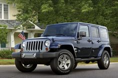 2012 Jeep Wrangler Unlimited: Oscar Mike Freedom Edition