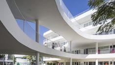 Global Citizenship, Master Plan, Interior And Exterior, Vietnam, Architecture, School, Buildings, Bridge, Arquitetura