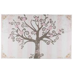 Get Tree & Flower Canvas Art online or find other Wall Art products from HobbyLobby.com