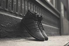 ADIDAS Y-3 HONJA TRIPLE BLACK STUD PACK - Sneaker Freaker